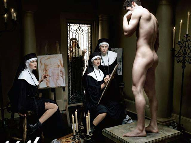 Erotic stories nun nuns